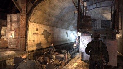 Metro 2033 análisis