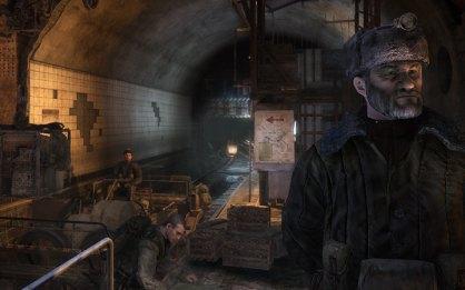 Metro 2033: Metro 2033: Impresiones exclusivas