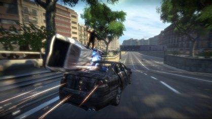 The Wheelman: The Wheelman: Avance