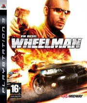 Carátula de The Wheelman - PS3