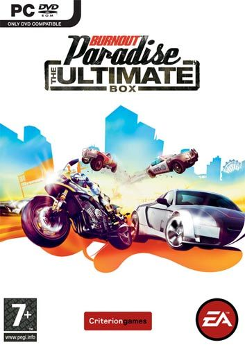 burnout paradise the ultimate box para pc 3djuegos. Black Bedroom Furniture Sets. Home Design Ideas