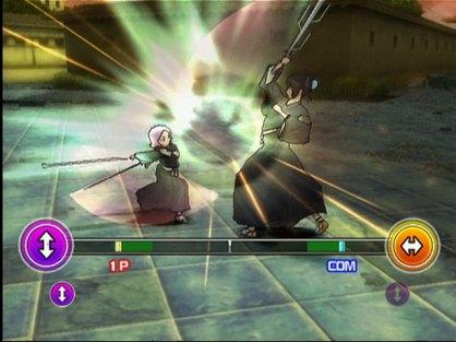 Bleach Shattered Blade Wii