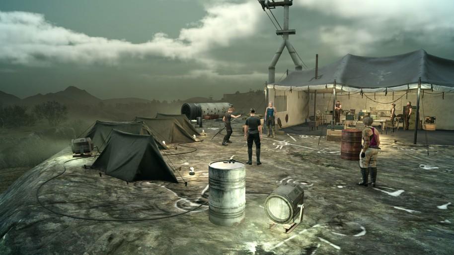 Final Fantasy XV: ¿Le sienta bien el cooperativo a Final Fantasy XV?