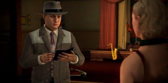 L.A. Noire: L.A. Noire: Primer contacto
