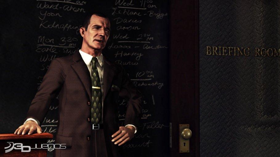 L.A. Noire - Impresiones jugables