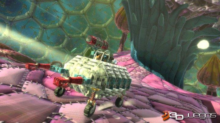Análisis de Banjo-Kazooie Nuts & Bolts para Xbox 360 - 3DJuegos