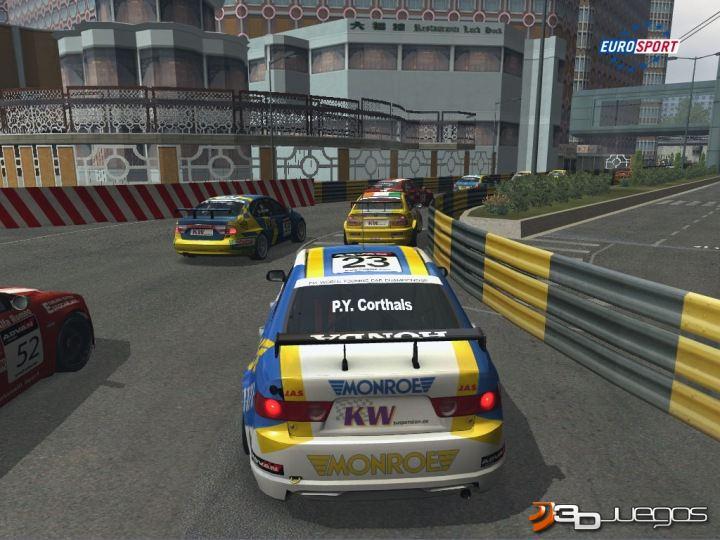 Imagen RACE: The WTCC Game (PC)