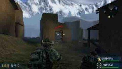 SOCOM U.S. Fireteam Bravo 2 PSP