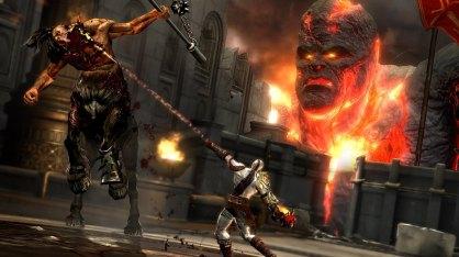 God of War 3: God of War 3: Impresiones E3 09
