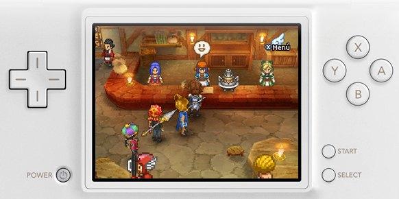 Dragon Quest IX análisis