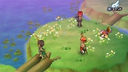 Dragon Quest IX: Dragon Quest IX: Impresiones jugables