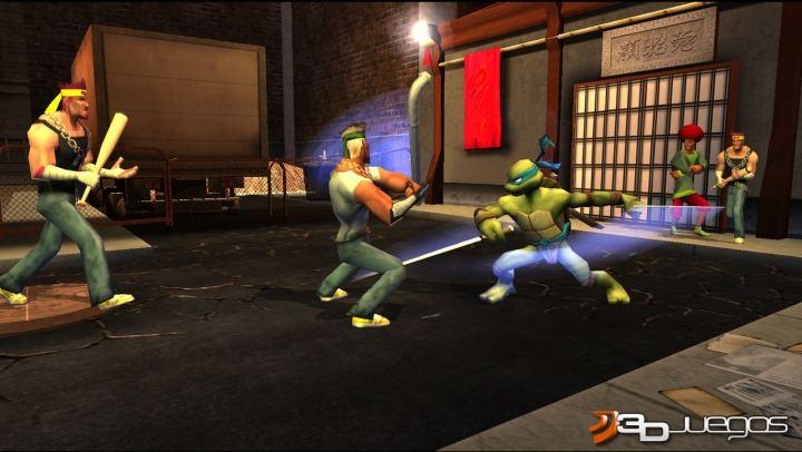 Imgenes de TMNT Tortugas Ninja Jvenes Mutantes para PC  3DJuegos