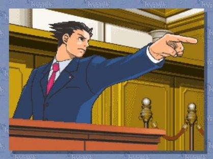 Phoenix Wright Ace Attorney análisis