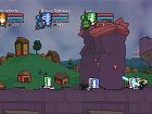 Castle Crashers - Pantalla