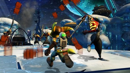 Ratchet & Clank Future PS3