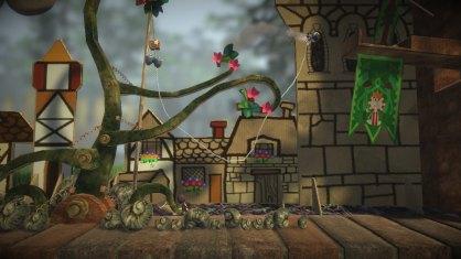 LittleBigPlanet: LittleBigPlanet: Avance
