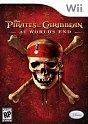 Piratas del Caribe: En el fin del mundo Wii