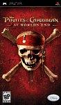 Piratas del Caribe: En el fin del mundo PSP