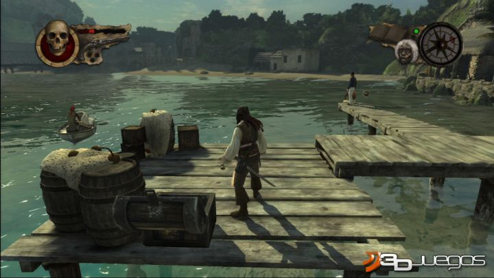 Imgenes de Piratas del Caribe En el fin del mundo para Xbox 360