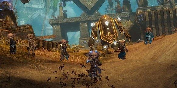 Guild Wars 2: Guild Wars 2: Impresiones Beta Exclusivas