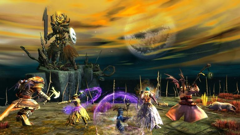 Guild Wars 2 sigue recibiendo nuevos contenidos a pesar de haberse estrenado en 2012.
