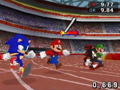Mario y Sonic Juegos Olímpicos análisis