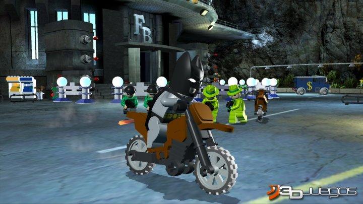 Analisis De Lego Batman Para Xbox 360 3djuegos