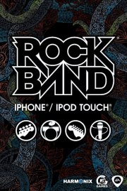 Carátula de Rock Band - iOS