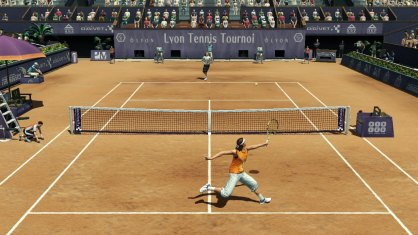 Smash Court Tennis 3 análisis