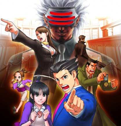 Ace Attorney Trials and Tribulations análisis