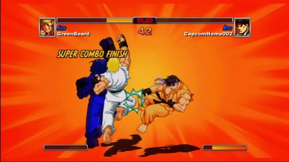 Street Fighter II Turbo HD Remix Xbox 360