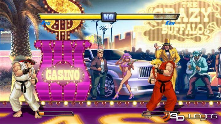Street Fighter II Turbo HD Remix - An�lisis