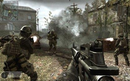Call of Duty 4 análisis