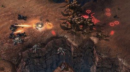 StarCraft 2 Wings of Liberty: StarCraft 2 Wings of Liberty: Avance: Multijugador