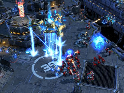StarCraft 2 Wings of Liberty: StarCraft 2 Wings of Liberty: Primer contacto