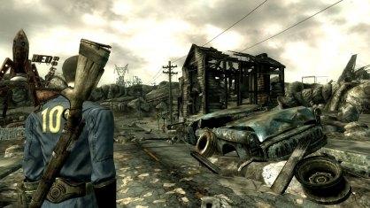 Fallout 3: Fallout 3: Avance