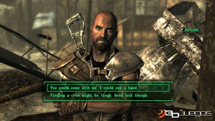An lisis de fallout 3 para pc 3djuegos - Fallout juego de mesa ...
