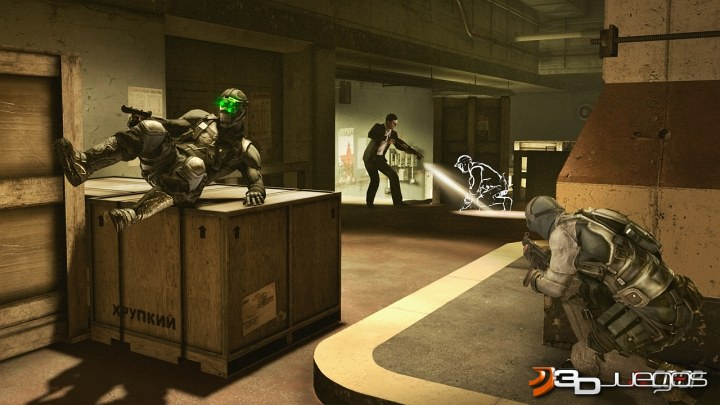 Splinter Cell Conviction - Impresiones multijugador
