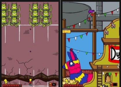 Los Simpson El Videojuego DS