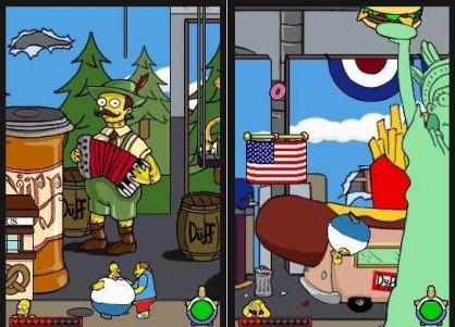 Los Simpson El Videojuego an�lisis