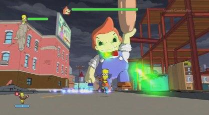 Los Simpson El Videojuego: Los Simpson El Videojuego: Impresiones E3
