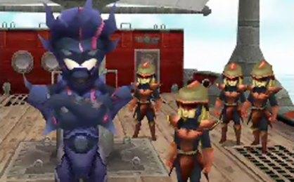 Final Fantasy IV análisis