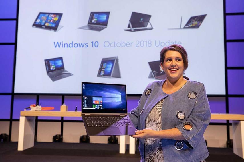 La próxima gran actualización de Windows 10 llegará en octubre