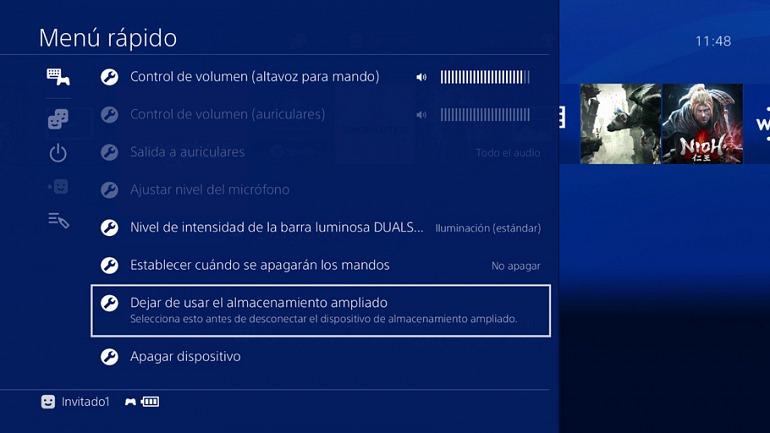 ¿Problemas de espacio? Añade un disco duro externo a tu PS4 y Xbox One