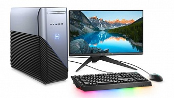 Dell presenta ordenador, ratón y auriculares para jugar