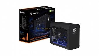 Gigabyte prepara la Aorus RTX 2070 Gaming Box