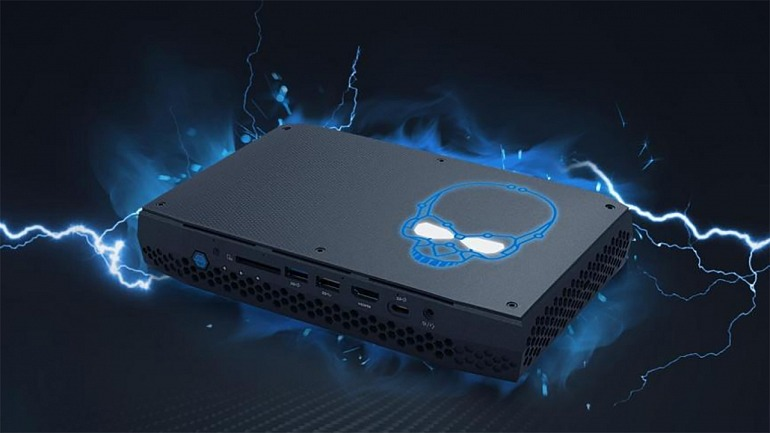 El NUC Intel Phantom Canyon llegará en 2020-21 con gráficos Xe