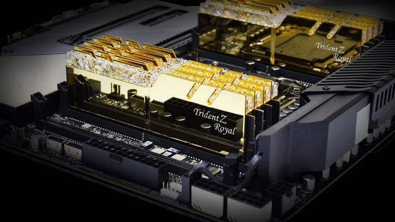 """Esta RAM de G.Skill destaca por su """"latencia extremadamente baja"""""""