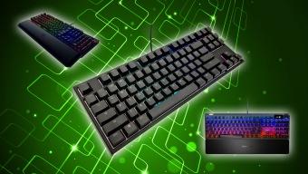 Los mejores teclados para jugar en 2019 ¡estas son nuestra recomendaciones de compra!