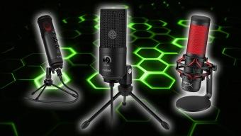 Los mejores micrófonos USB para compartir tus partidas en streaming